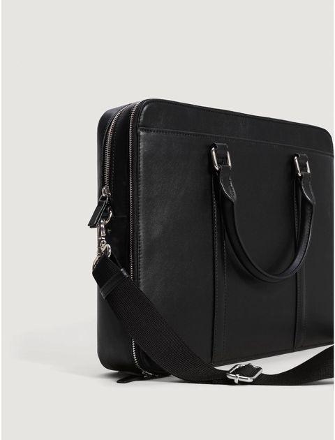 کیف روزمره دستی مردانه - مانگو - مشکي - 3