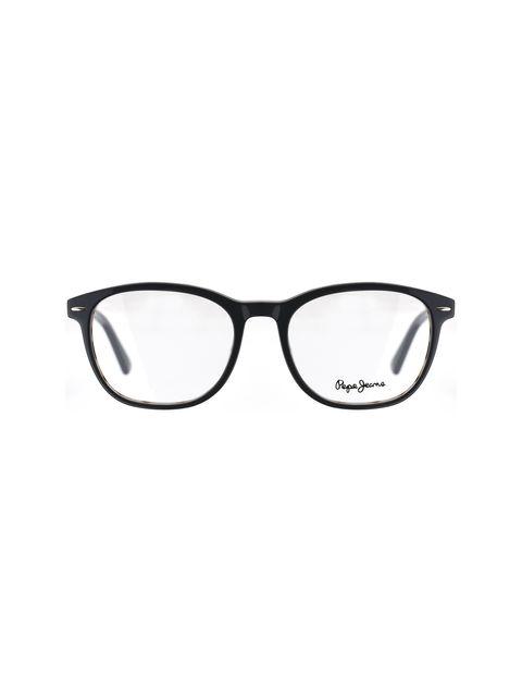عینک طبی ویفرر مردانه - پپه جینز - طوسي  - 1