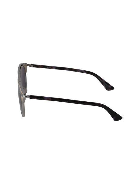 عینک آفتابی پنتوس زنانه - دیور - بژ و نقره اي - 3