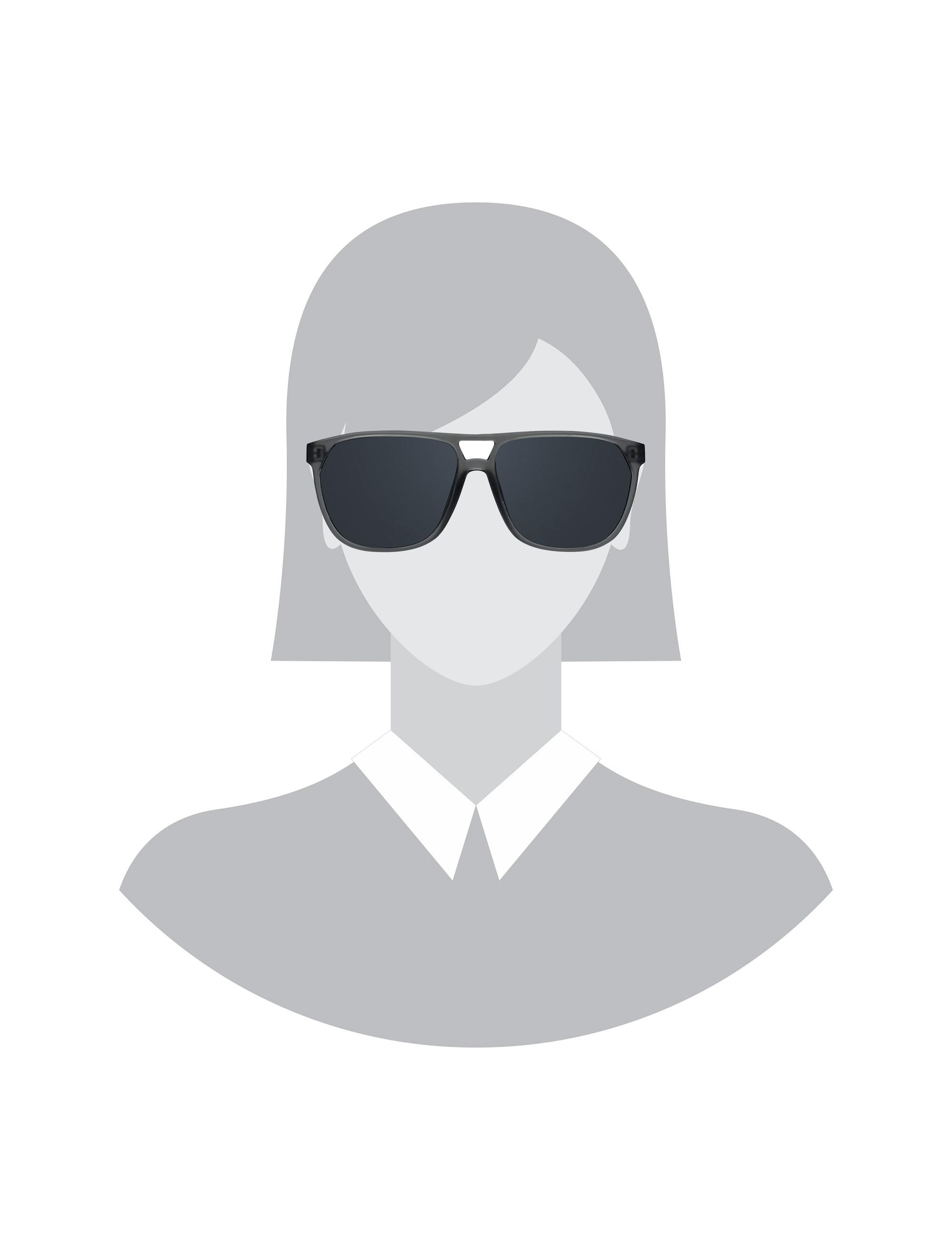 عینک آفتابی خلبانی زنانه - پپه جینز - طوسي  - 5