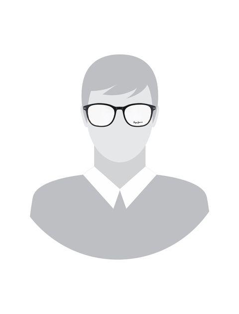 عینک طبی ویفرر مردانه - پپه جینز - طوسي  - 4