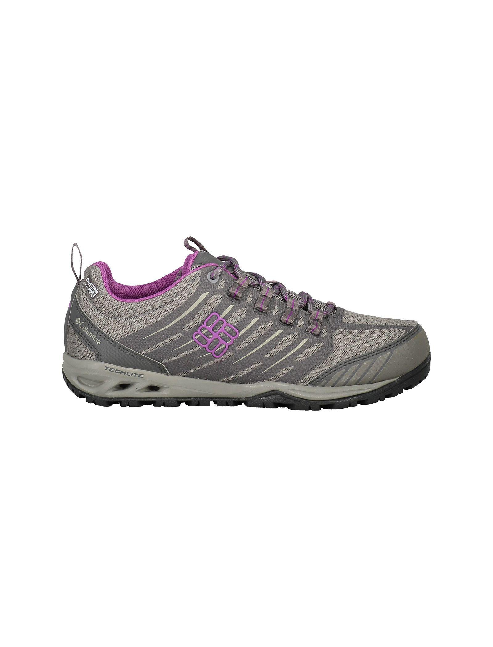 کفش دویدن بندی زنانه Ventrailia Razor Outdry - کلمبیا - طوسي - 1