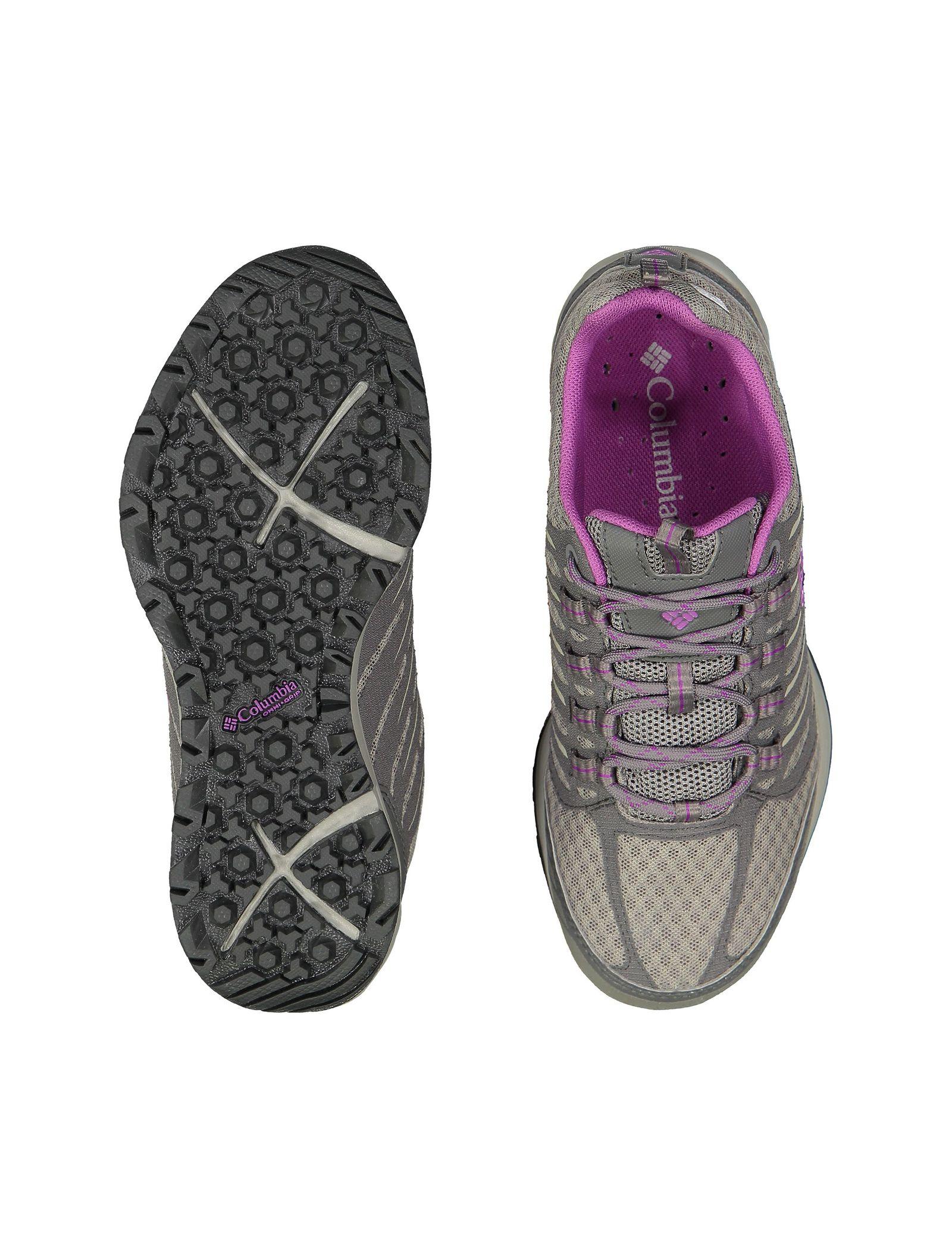 کفش دویدن بندی زنانه Ventrailia Razor Outdry - کلمبیا - طوسي - 2