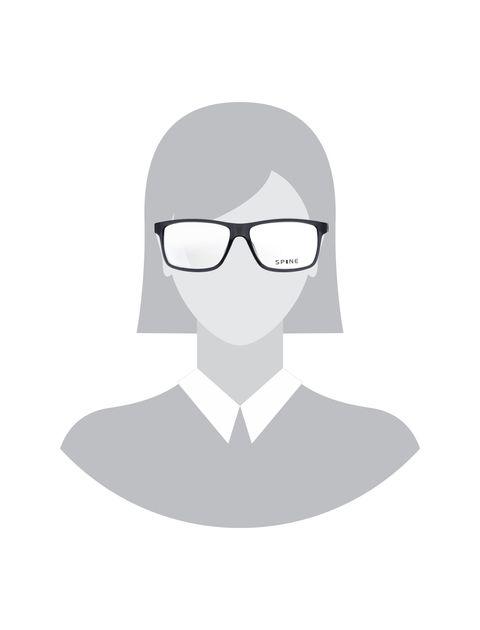 عینک طبی ویفرر زنانه - اسپاین - طوسي - 5