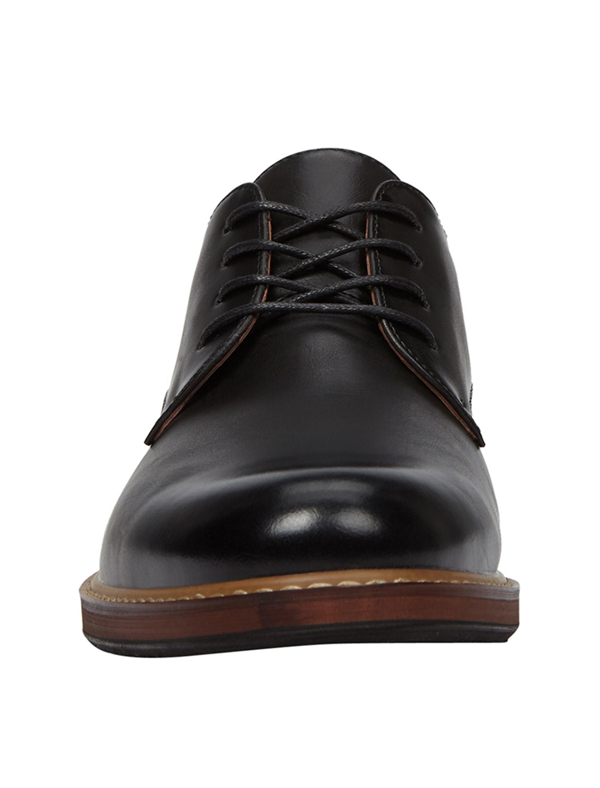 کفش رسمی مردانه FERADE - مشکي - 3