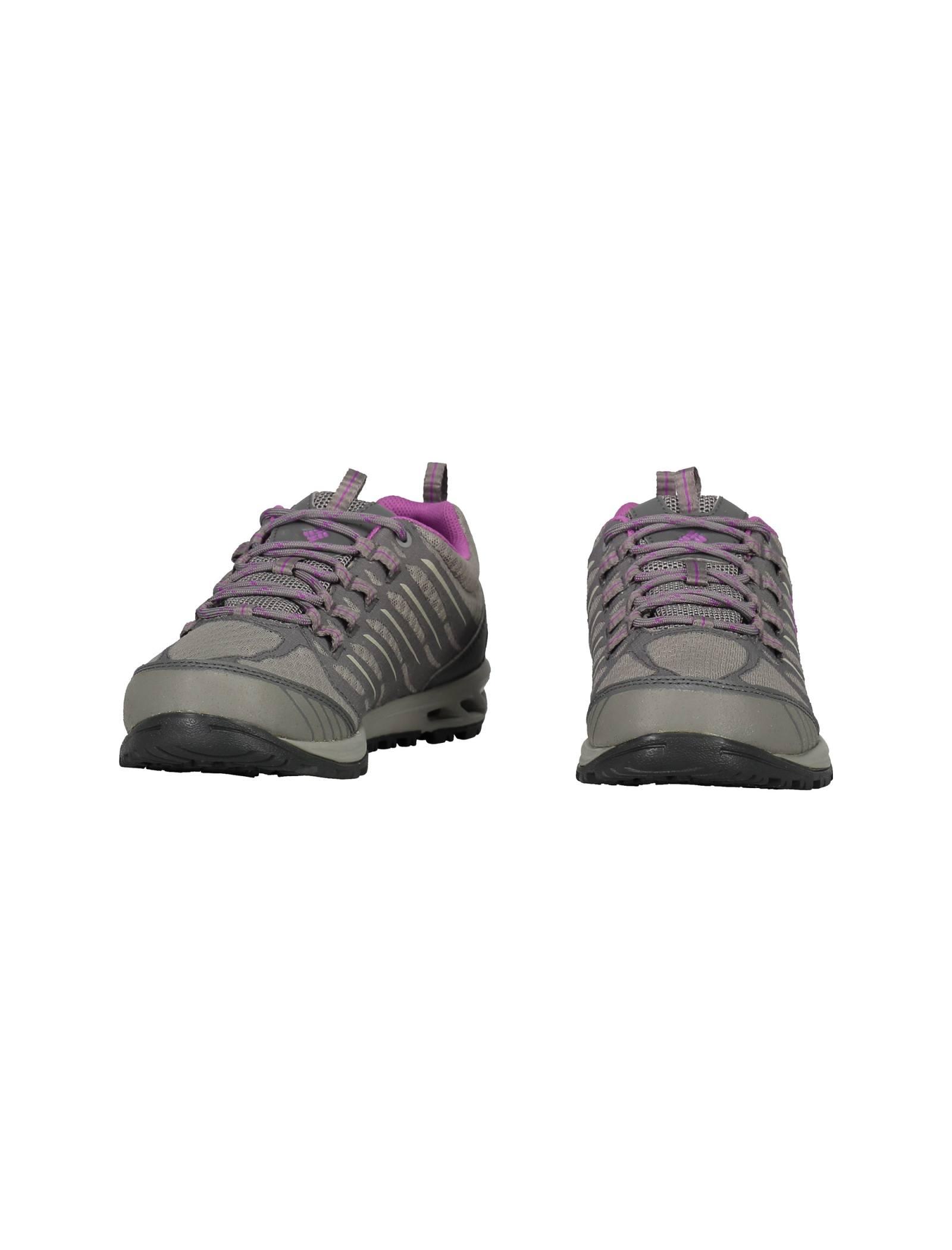 کفش دویدن بندی زنانه Ventrailia Razor Outdry - کلمبیا - طوسي - 4
