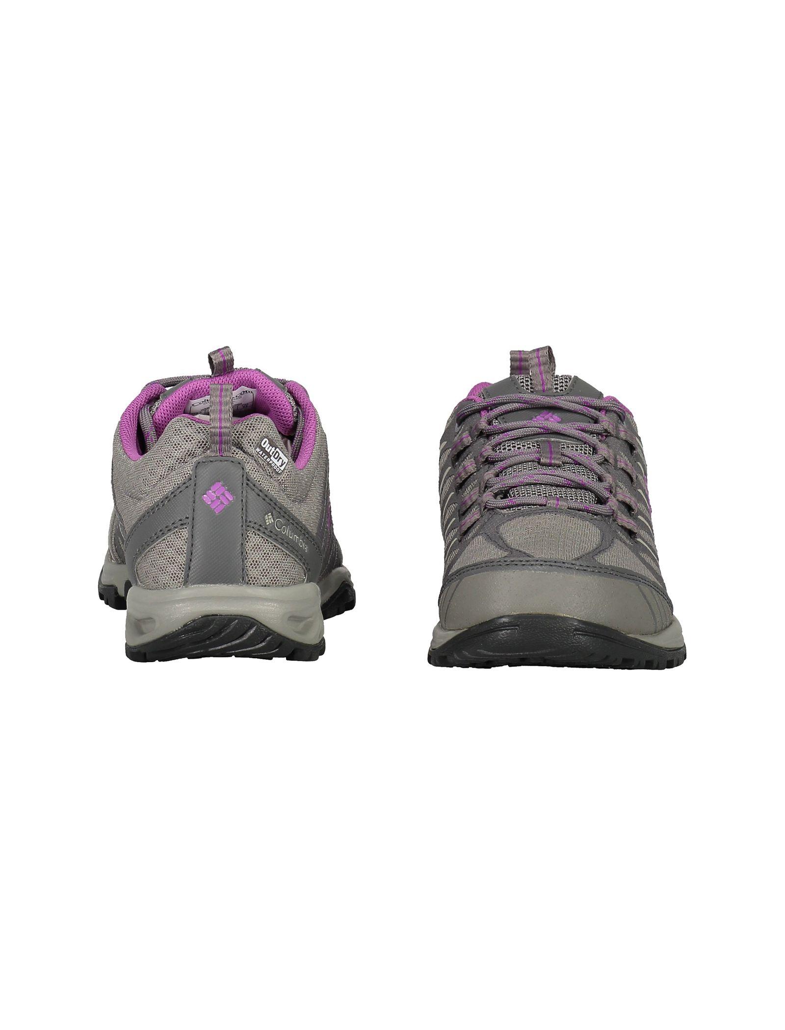 کفش دویدن بندی زنانه Ventrailia Razor Outdry - کلمبیا - طوسي - 5