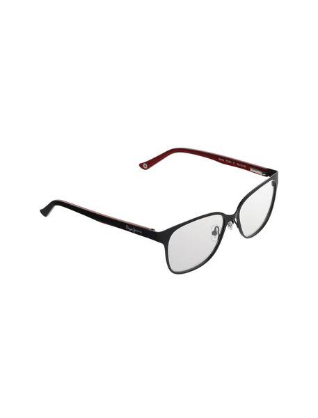 عینک طبی مربعی زنانه - مشکي - 2