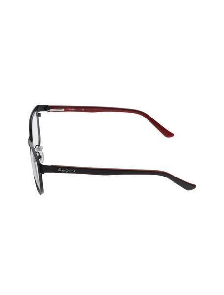 عینک طبی مربعی زنانه - مشکي - 3