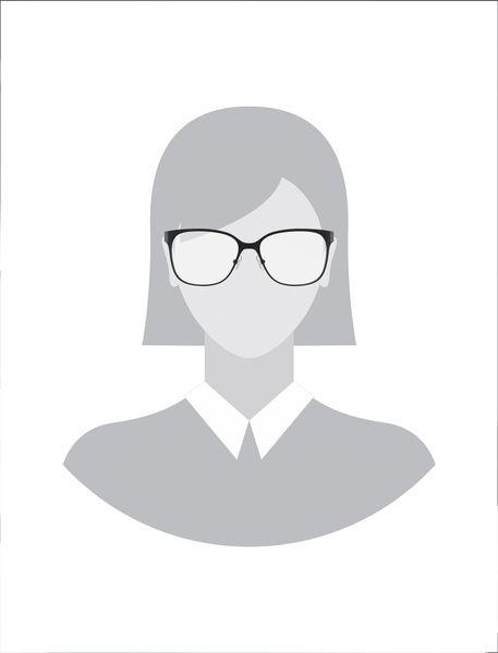 عینک طبی مربعی زنانه - مشکي - 5