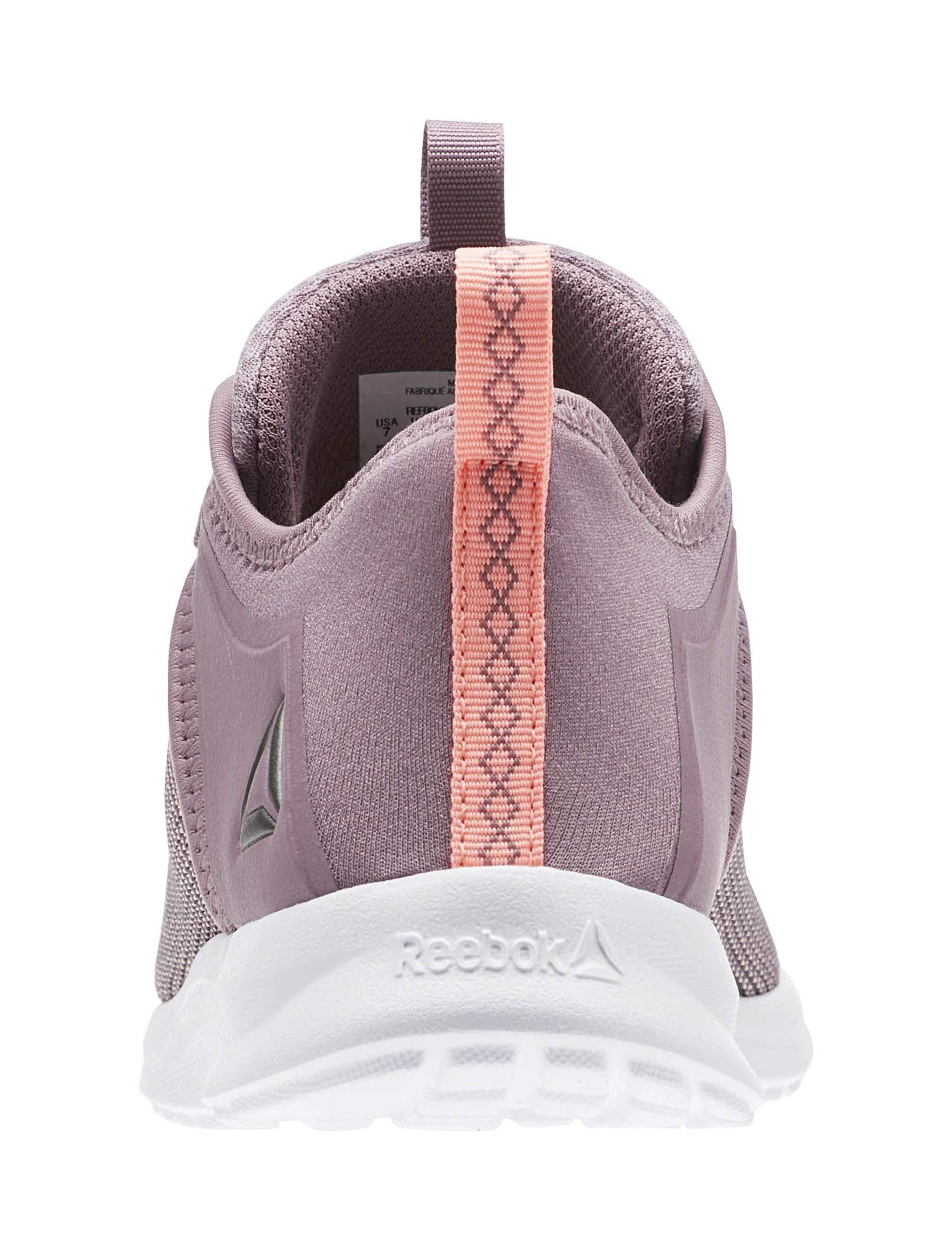 کفش پیاده روی بندی زنانه Reebok Solestead - ریباک - صورتي - 6