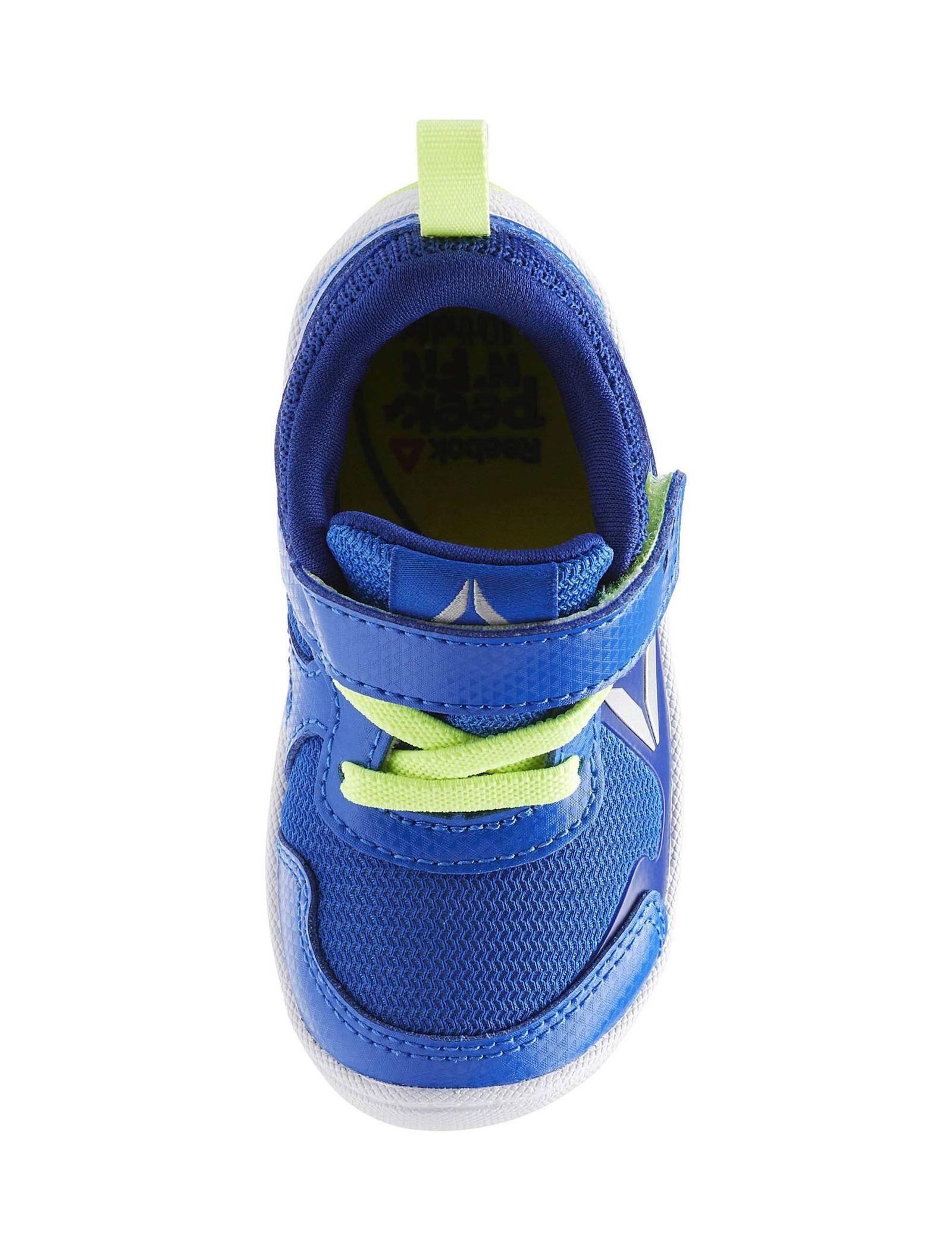 کفش دویدن چسبی نوزادی Ventureflex Stride 5-0 - ریباک - آبي - 5