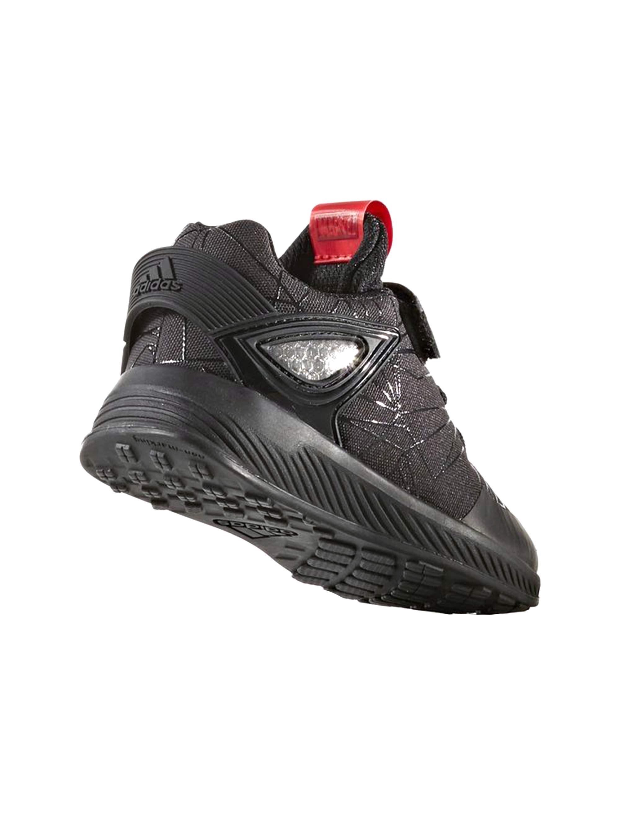 کفش دویدن بندی پسرانه Spider-Man RapidaRun I - آدیداس - مشکي - 5