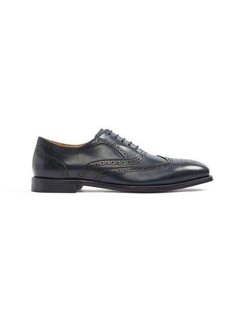 کفش اداری چرم مردانه - آلدو - سرمه اي - 1