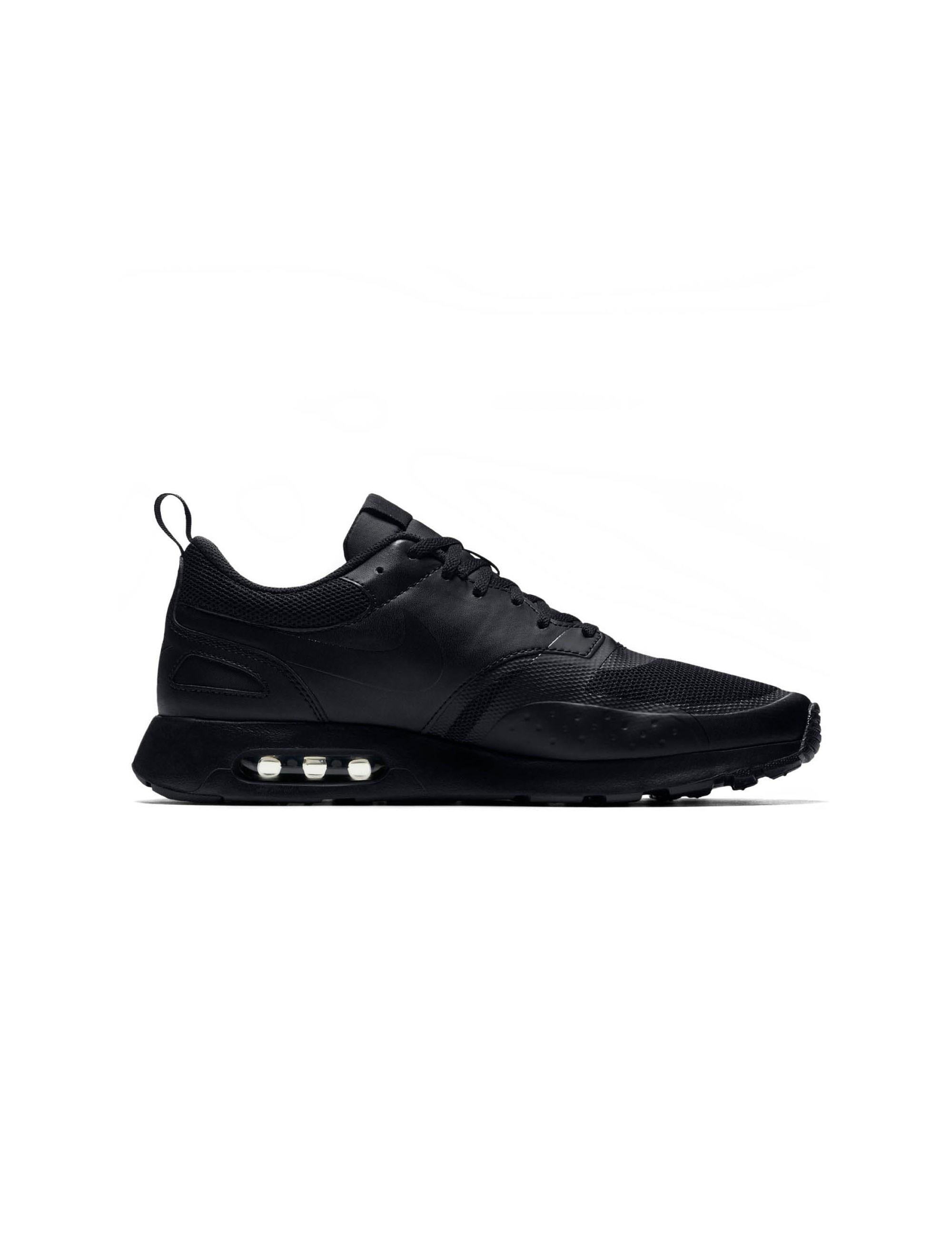 کفش ورزشی بندی دویدن مردانه Air Max Vision - نایکی - مشکي - 1
