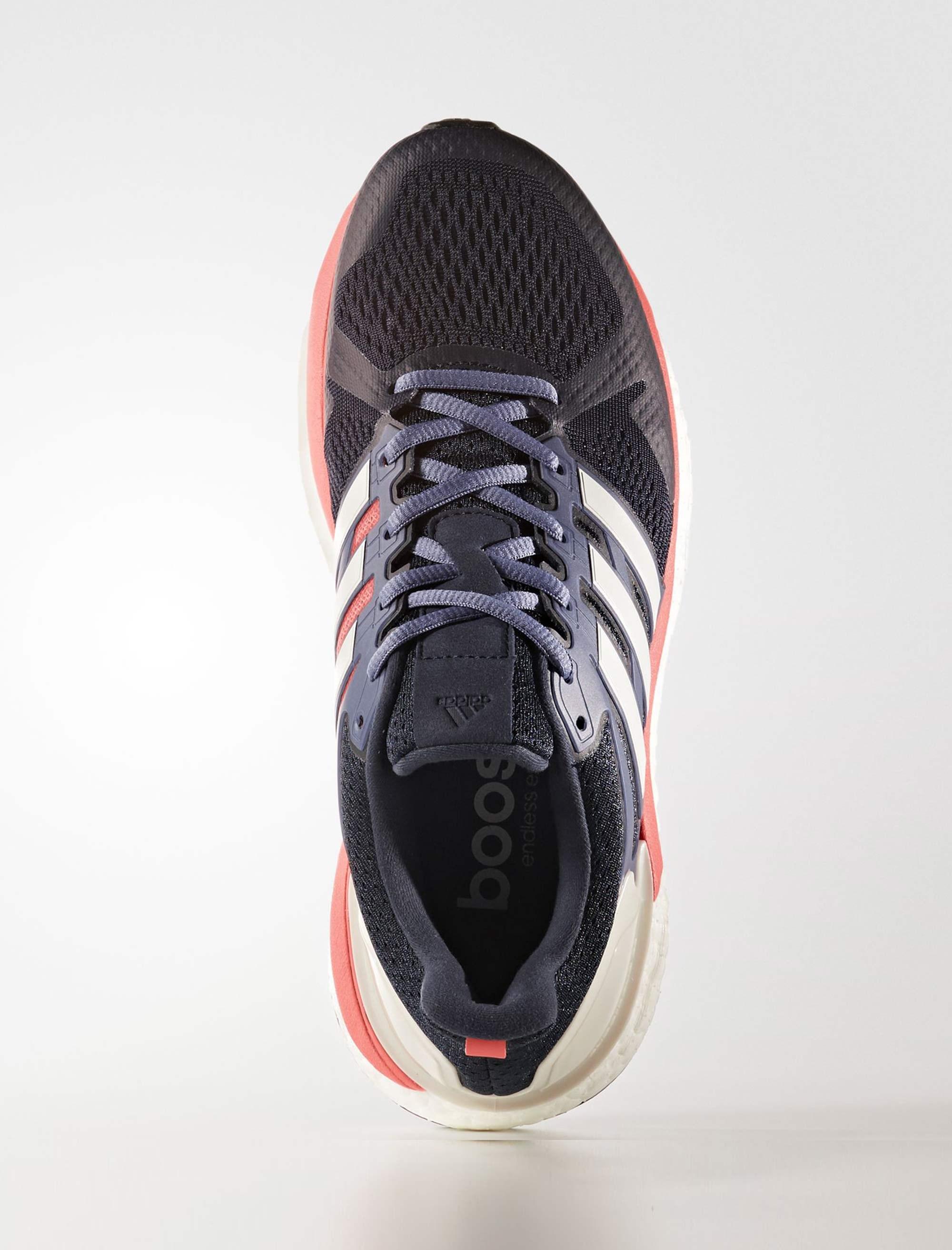 کفش مخصوص دویدن زنانه آدیداس مدل Supernova ST - سرمه اي و مشکي - 3