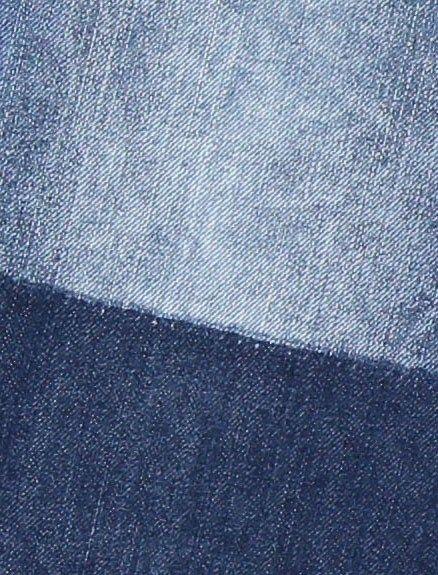 شلوار جین راسته پسرانه - آبي - 4