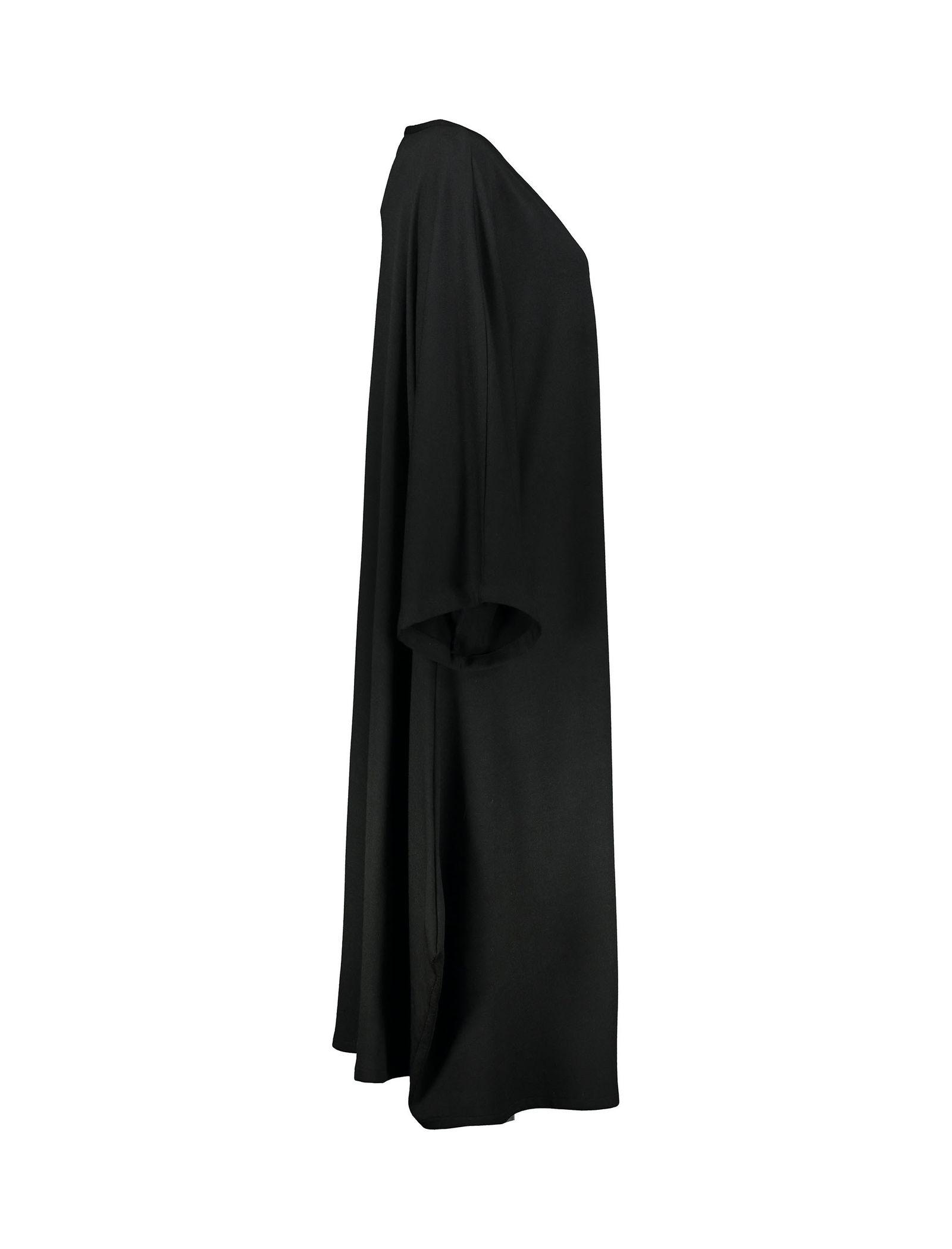 رویه بلند زنانه - تکتم همتی - مشکي - 3