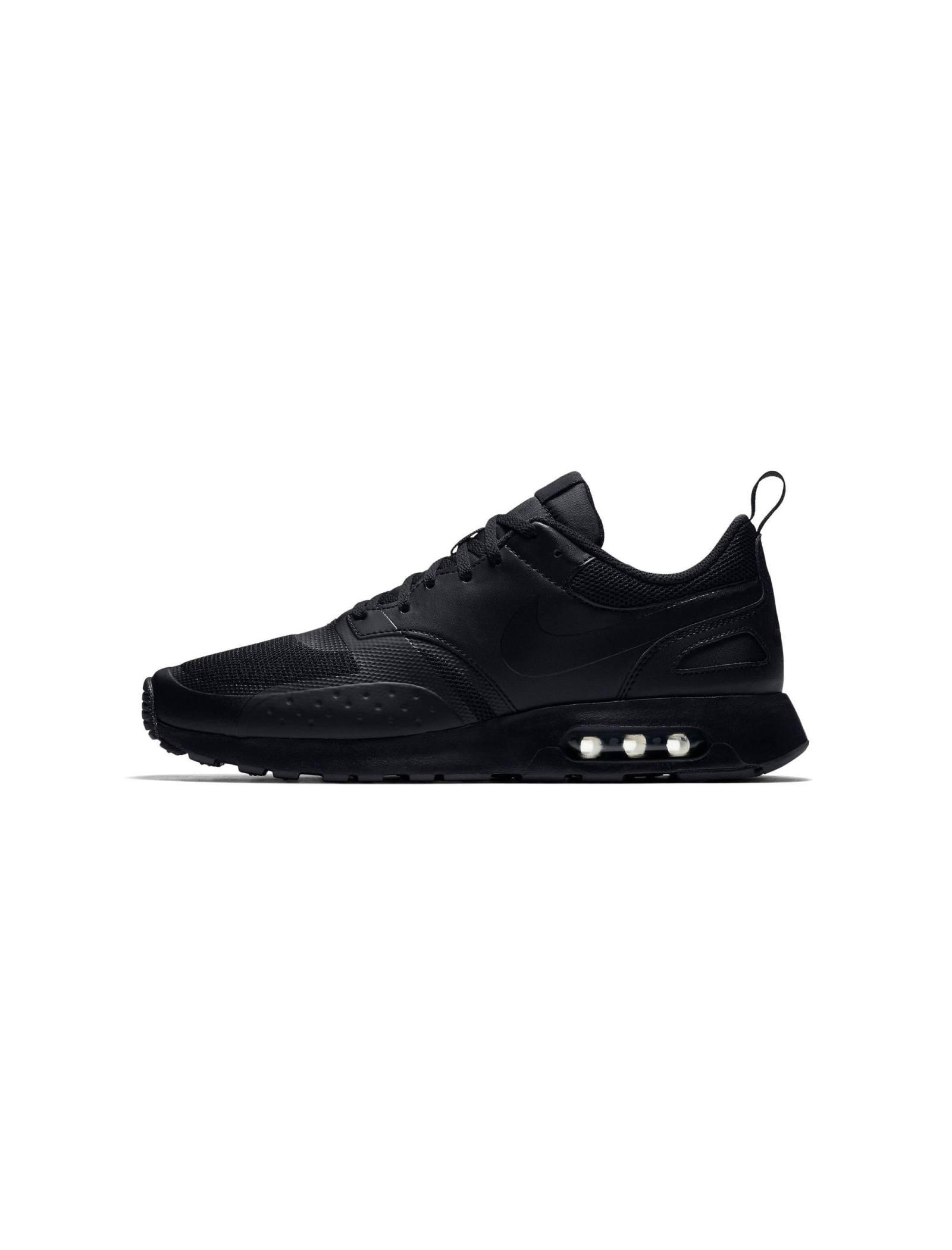 کفش ورزشی بندی دویدن مردانه Air Max Vision - نایکی - مشکي - 4
