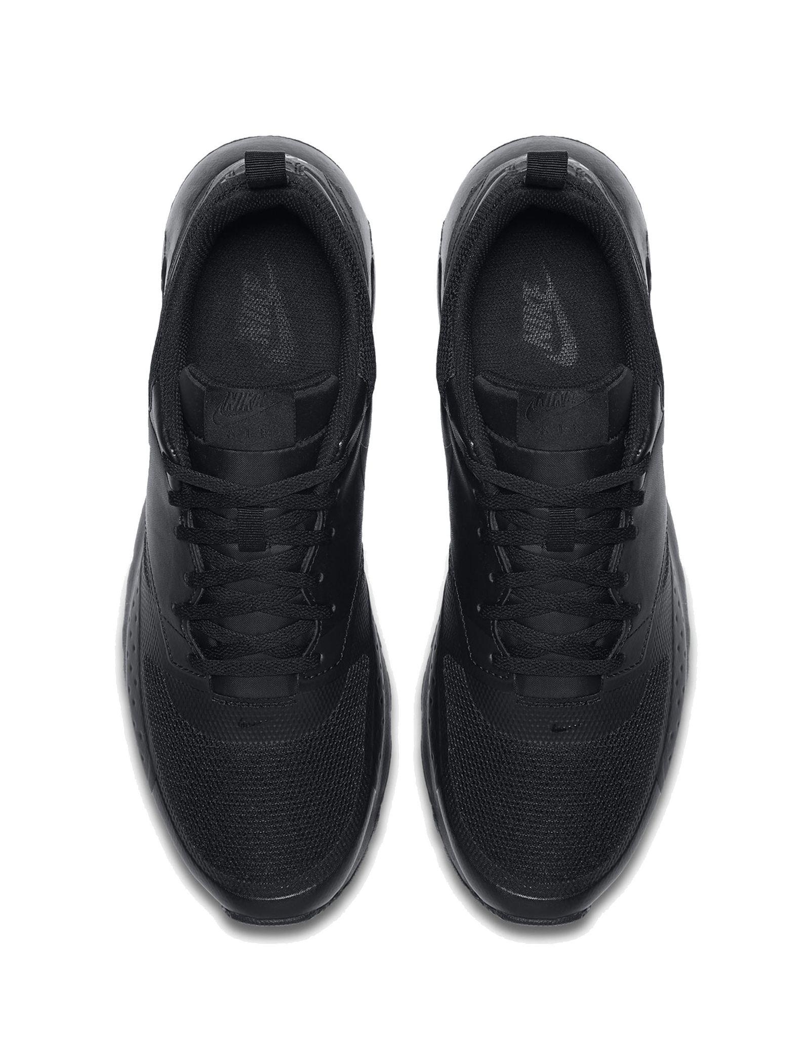 کفش ورزشی بندی دویدن مردانه Air Max Vision - نایکی - مشکي - 5