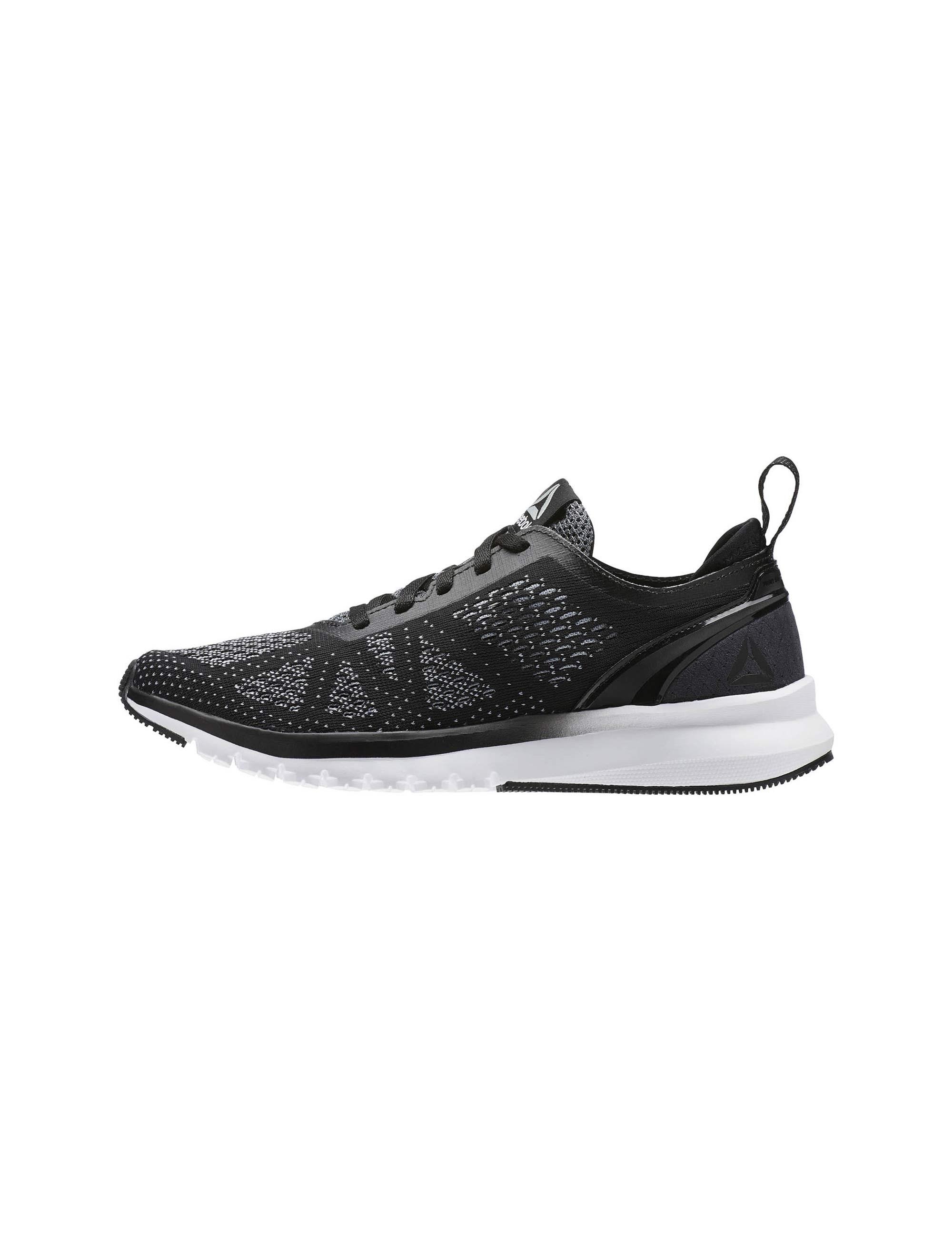کفش مخصوص دویدن زنانه ریباک مدل Smooth Clip Ultraknit - مشکي - 3