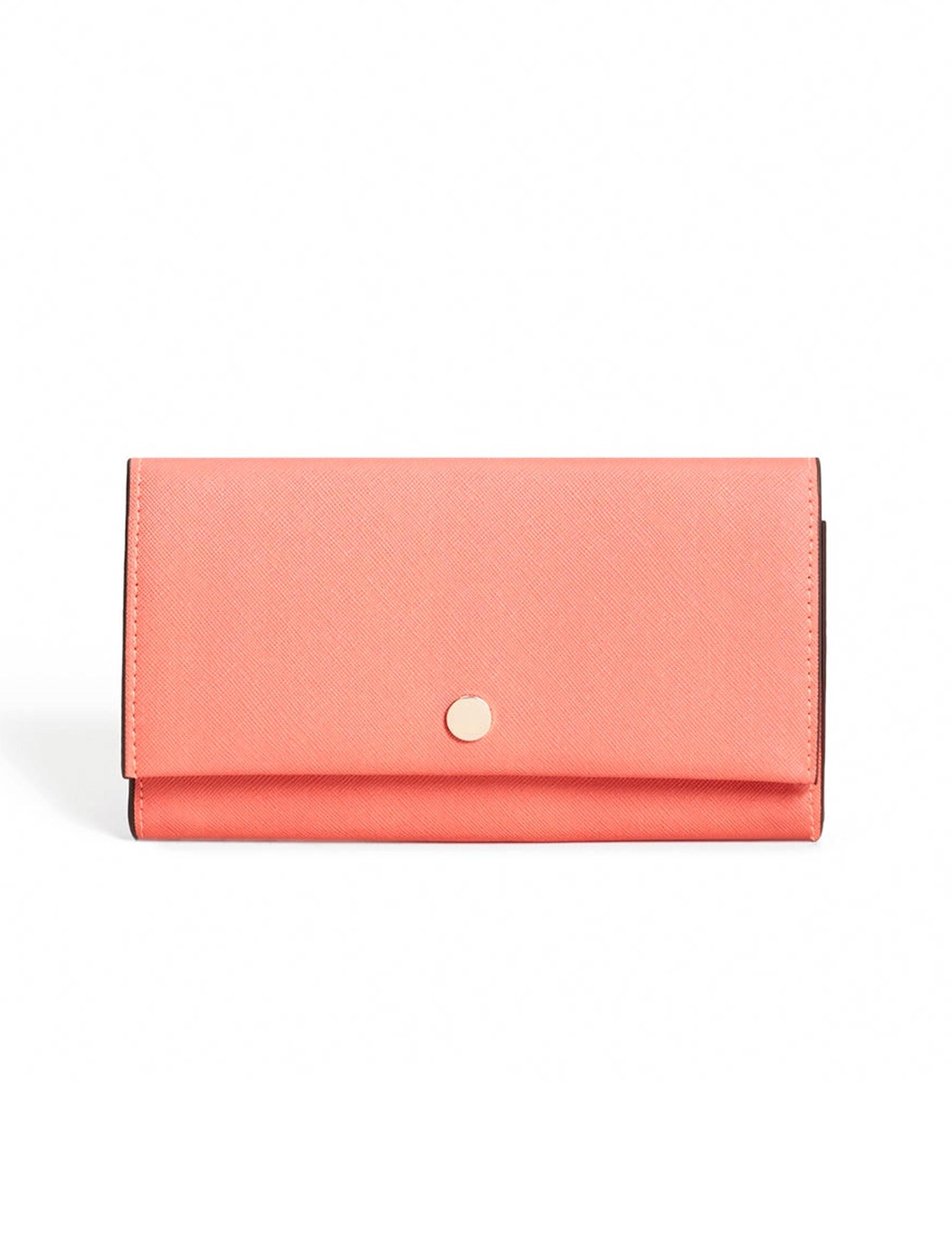 کیف پول دکمه دار زنانه - ویولتا بای مانگو تک سایز