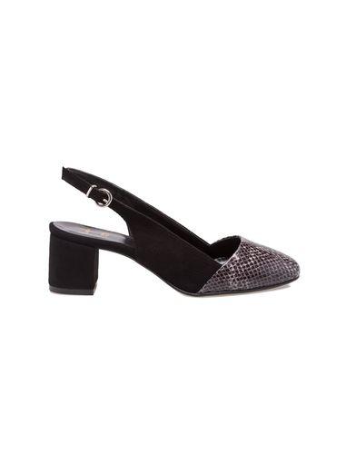 کفش پاشنه بلند جیر زنانه Senora