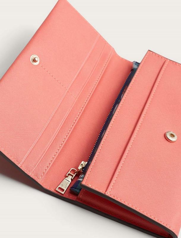 کیف پول دکمه دار زنانه - ویولتا بای مانگو