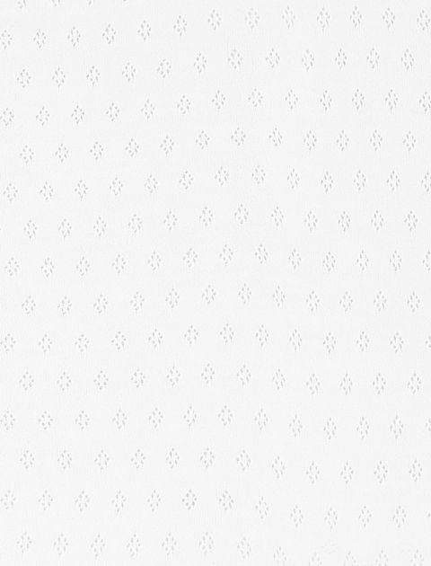 پتو طرح دار نوزادی - سفيد - 5