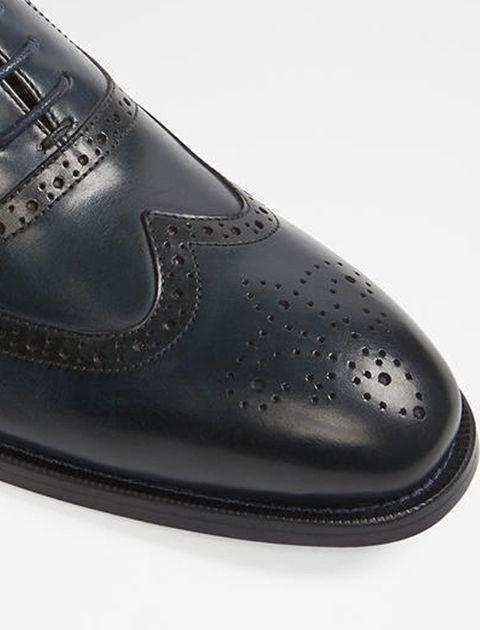 کفش اداری چرم مردانه - آلدو - سرمه اي - 3