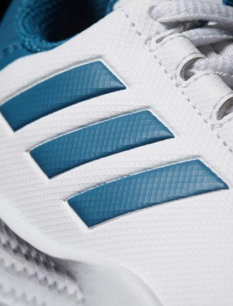 کفش فوتبال بندی پسرانه RapidaTurf Real Madrid - آدیداس - سفيد - 7
