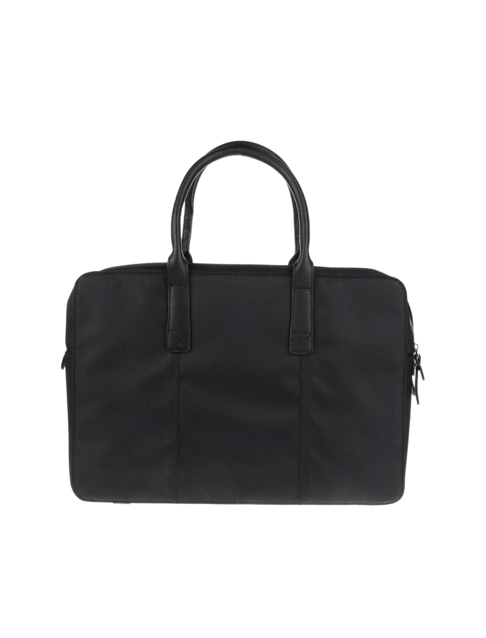 کیف دوشی روزمره مردانه - مانگو - مشکي - 2