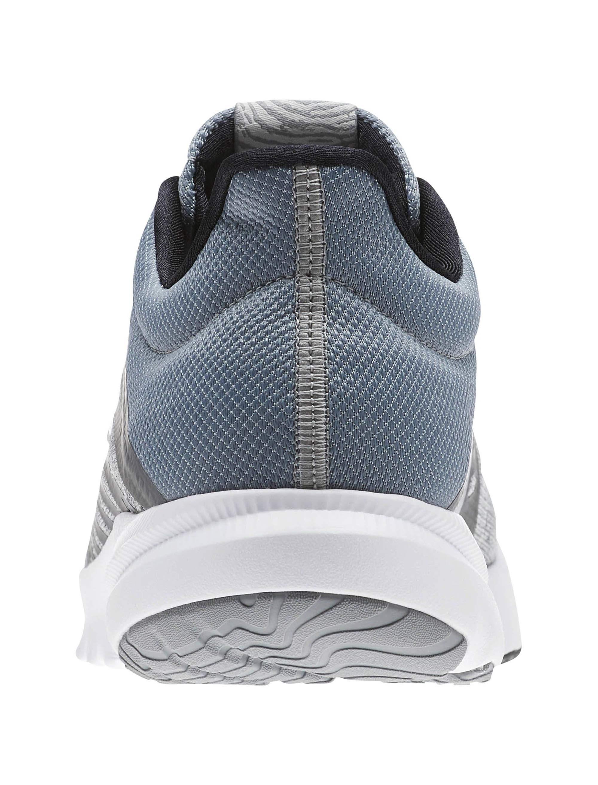 کفش دویدن بندی مردانه OSR Distance 3-0 - طوسي - 6