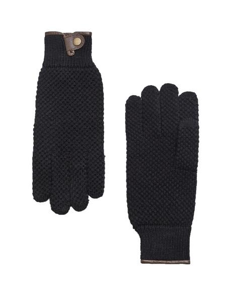 دستکش بافتنی مردانه - مانگو