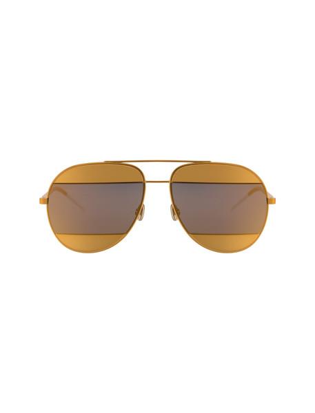 عینک آفتابی خلبانی زنانه - دیور