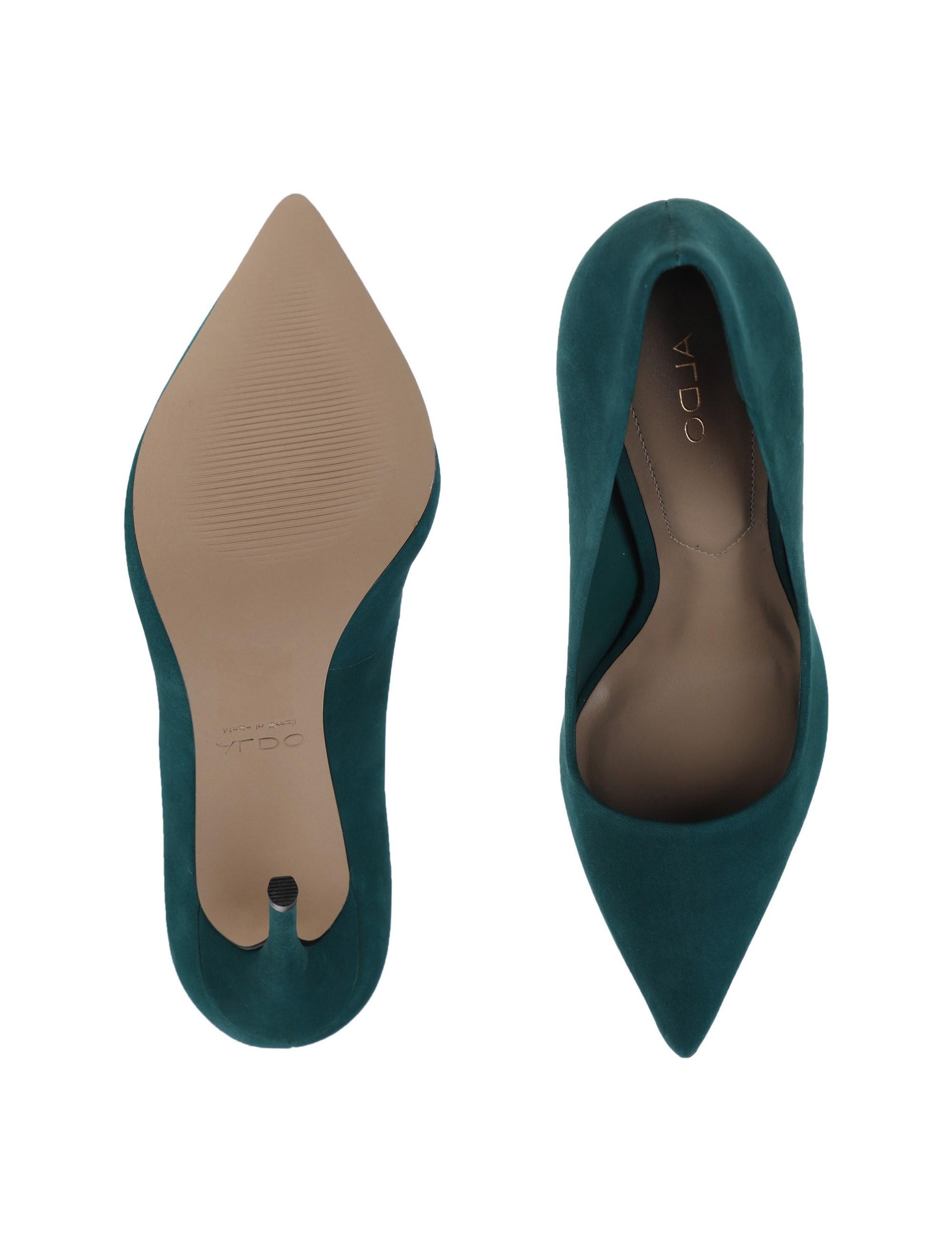 کفش پاشنه بلند چرم زنانه - آلدو