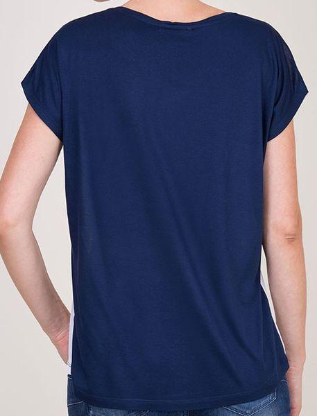 تی شرت یقه گرد زنانه - سفيد - 6