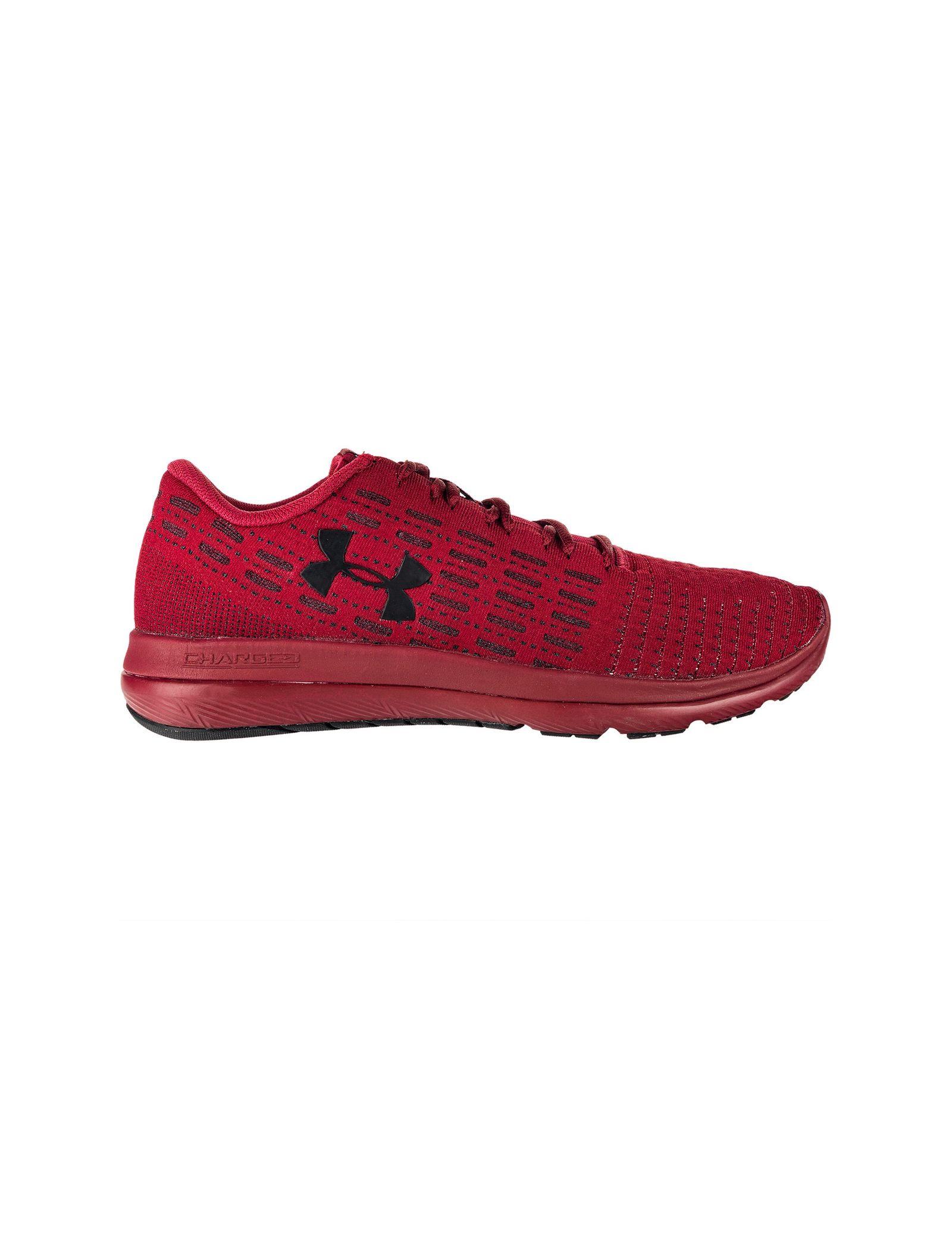 کفش دویدن بندی مردانه Threadborne Slingflex - آندر آرمور - زرشکي - 1