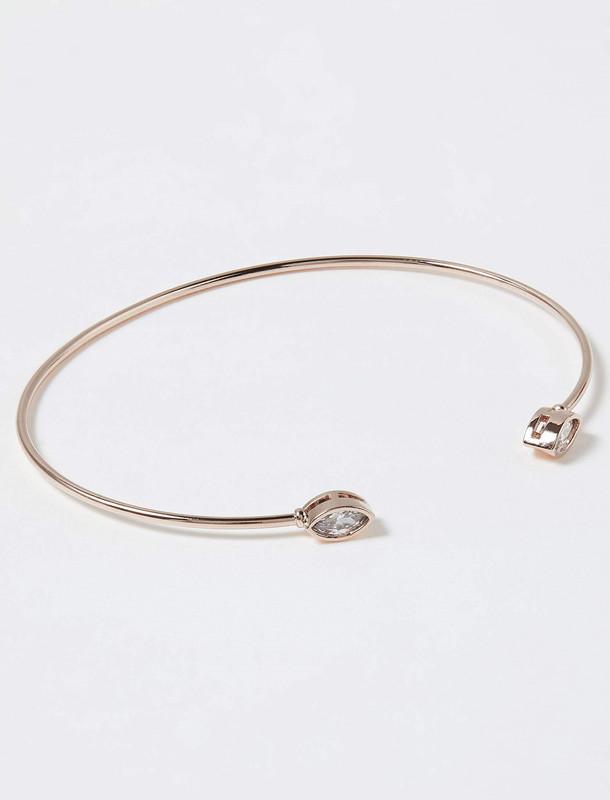 دستبند زنجیری زنانه Sparkle Navette - اکسسوریز