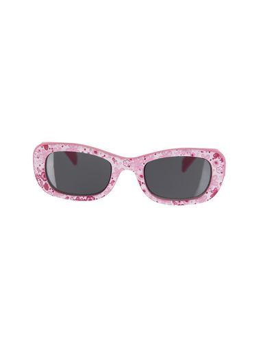 عینک آفتابی مستطیلی دخترانه