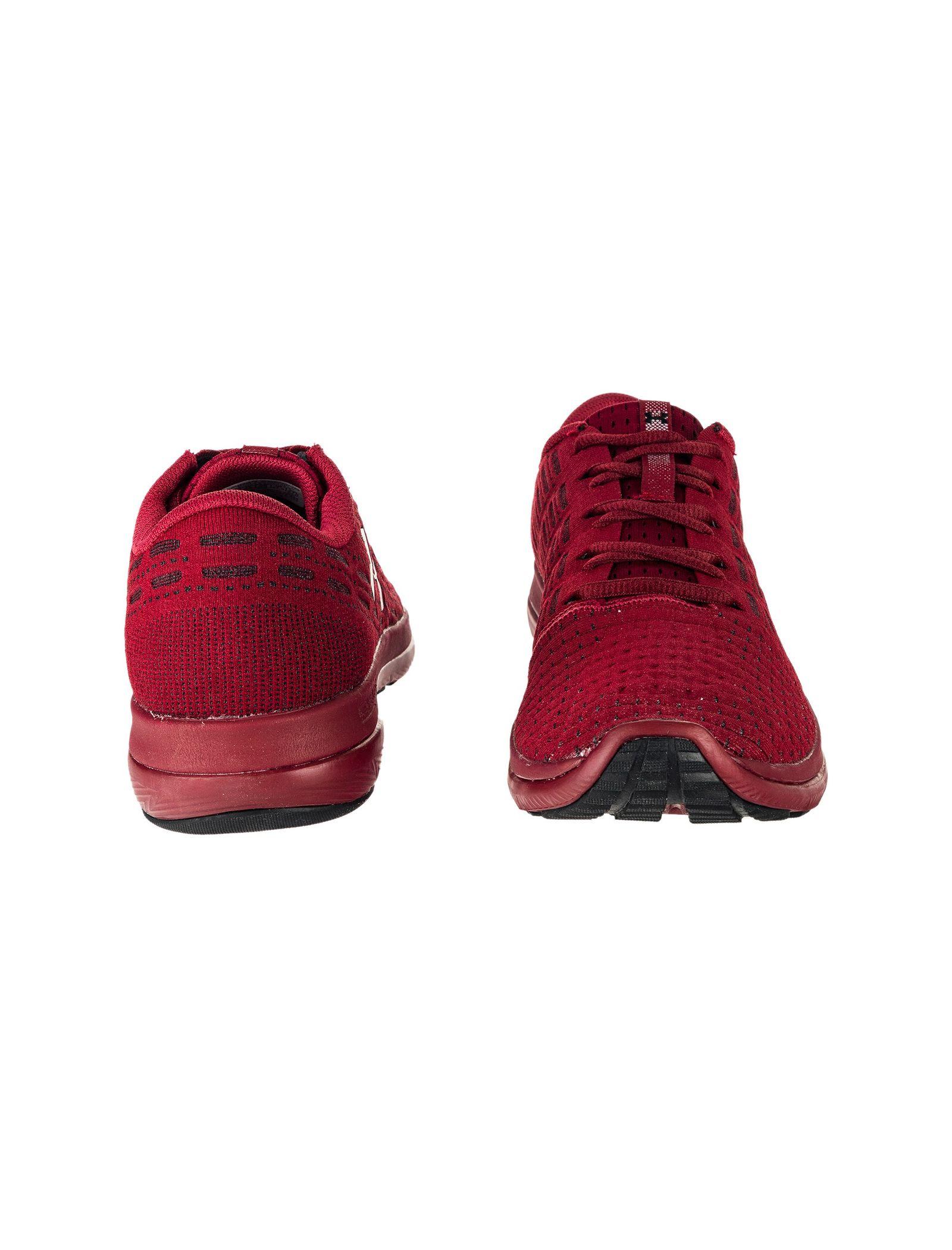 کفش دویدن بندی مردانه Threadborne Slingflex - آندر آرمور - زرشکي - 5