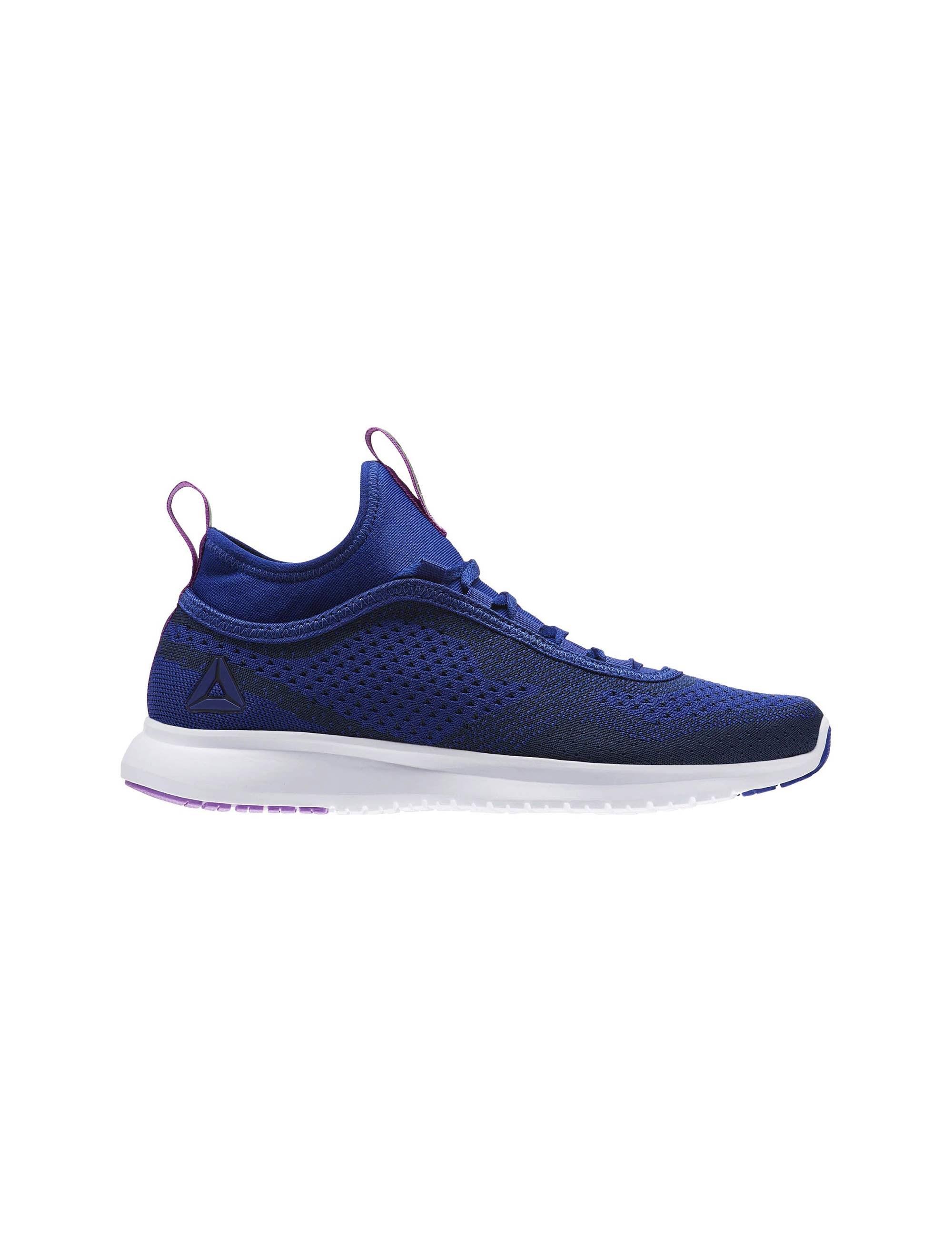 کفش دویدن بندی زنانه Plus Runner Ultraknit - ریباک - آبي - 1