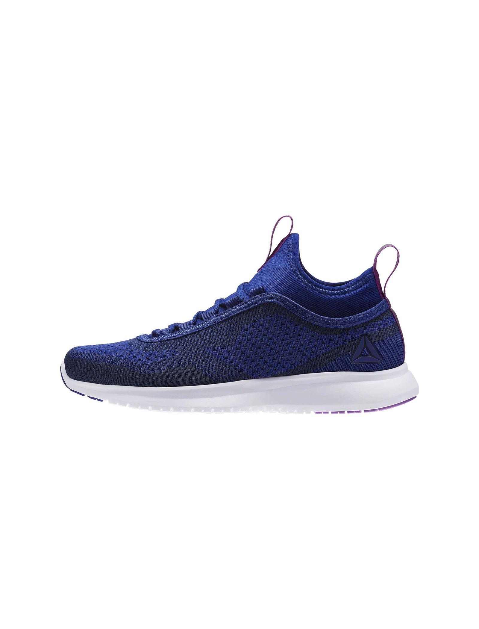 کفش دویدن بندی زنانه Plus Runner Ultraknit - ریباک - آبي - 3