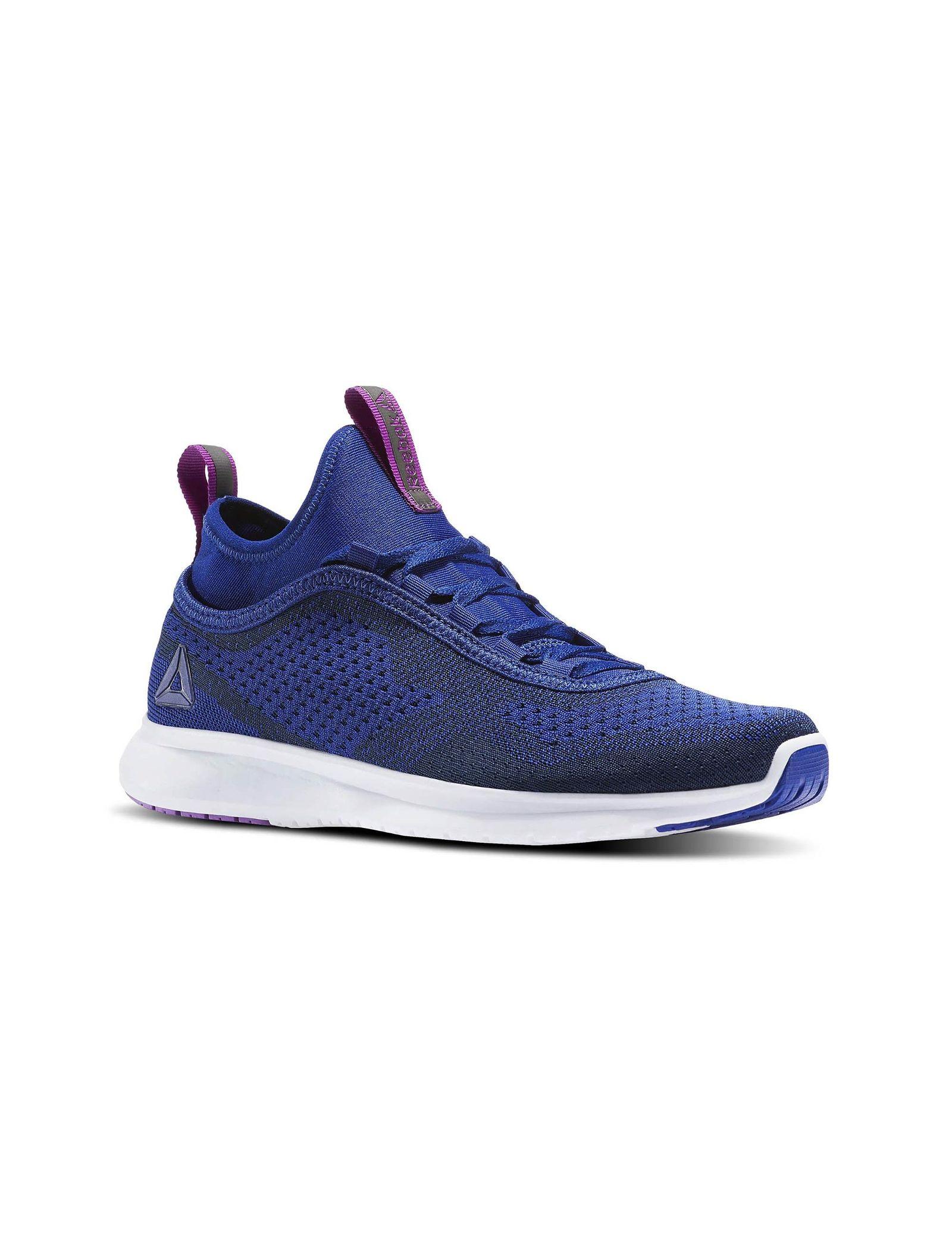 کفش دویدن بندی زنانه Plus Runner Ultraknit - ریباک - آبي - 4