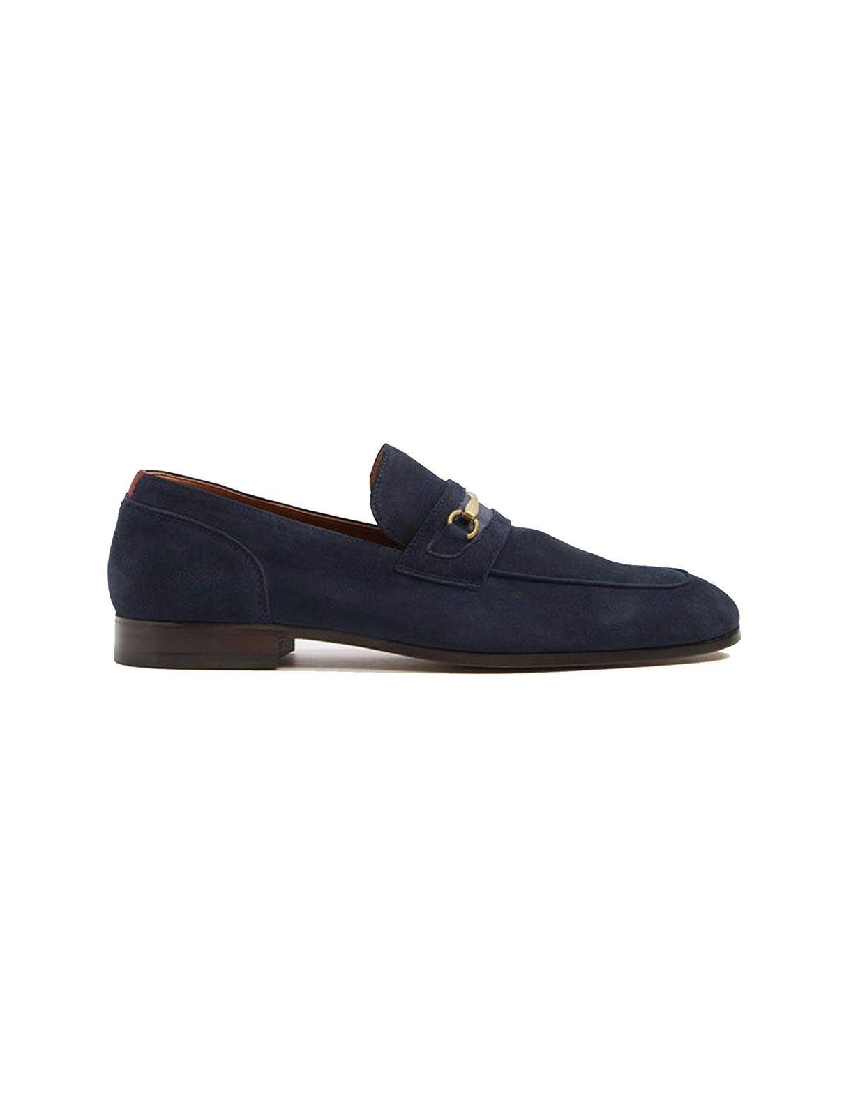 کفش اداری جیر مردانه – آلدو  Men Suede Casual Office Shoes – Aldo
