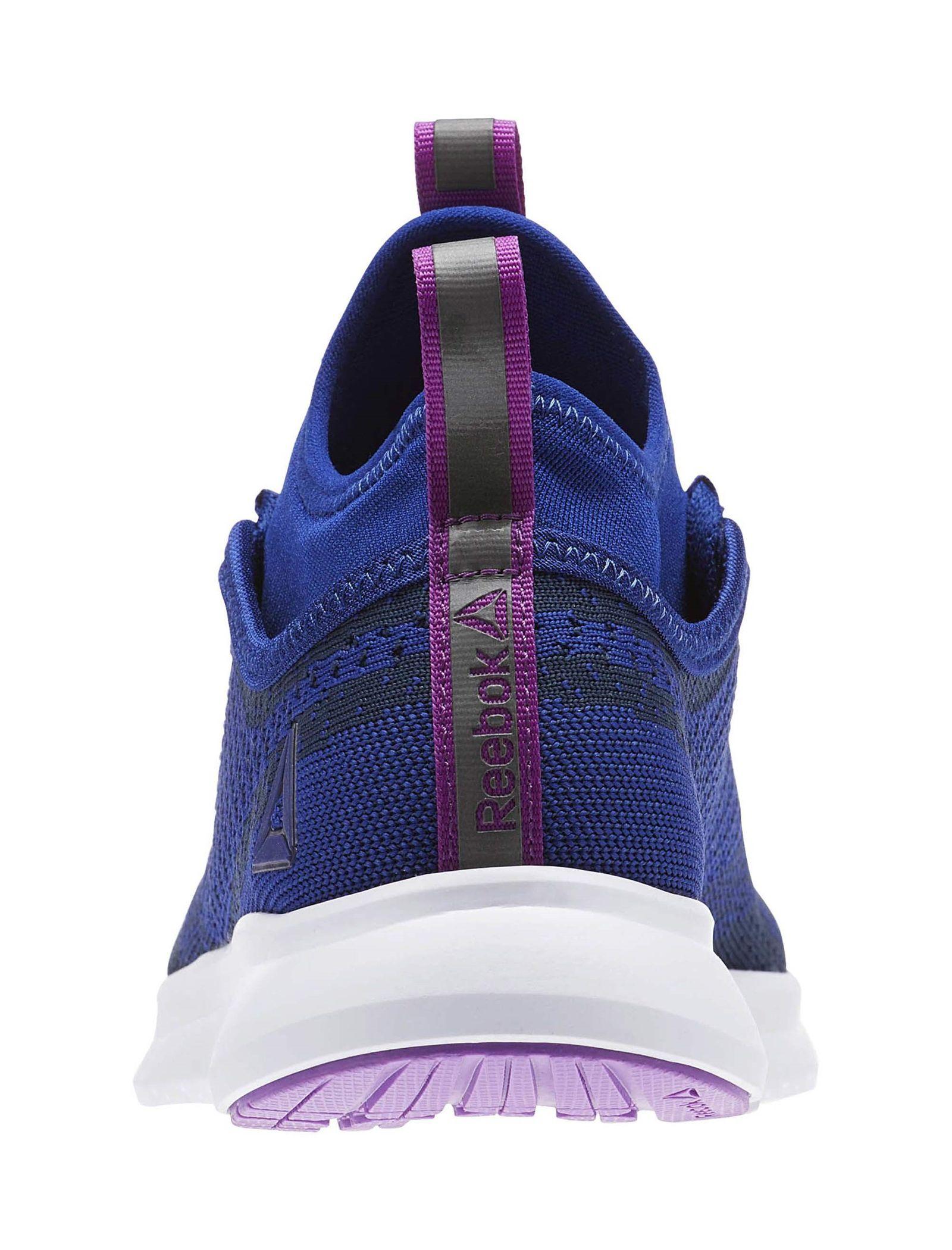 کفش دویدن بندی زنانه Plus Runner Ultraknit - ریباک - آبي - 6