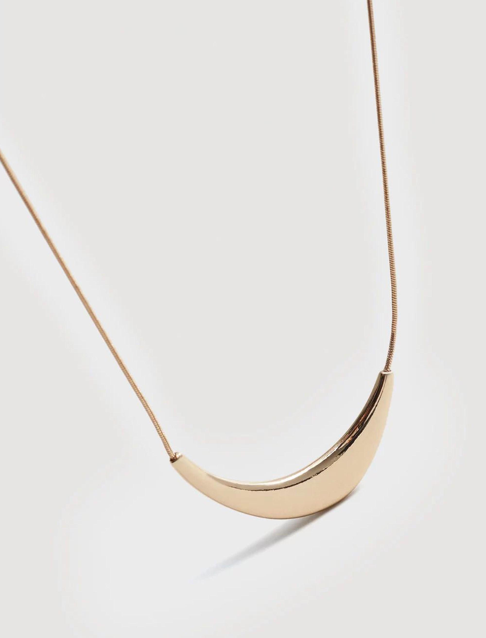 گردنبند زنجیری زنانه - مانگو