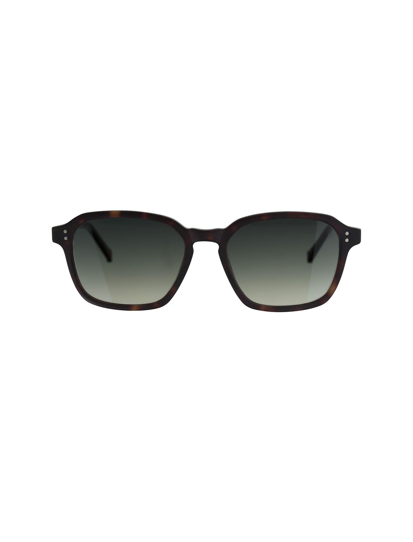 عینک آفتابی ویفرر مردانه - هکت - قهوه اي       - 1