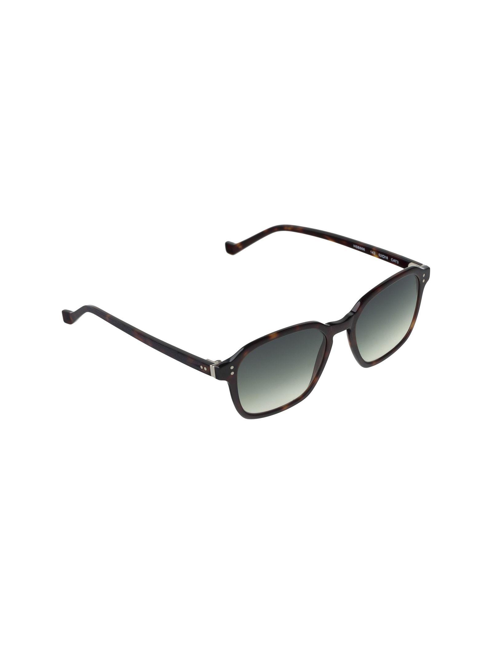 عینک آفتابی ویفرر مردانه - هکت - قهوه اي       - 2