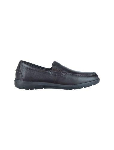 کفش راحتی چرم مردانه Leitan